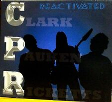 CPR REACTIVATED JEFF CLARK MOLLY PAUKEN MIKE RICKETTS RARE 2007 CD