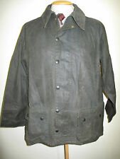 "Barbour Beaufort  Waxed jacket - L 44"" Euro 54 in Blue"
