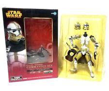 Kotobukiya Star Wars Clone Commander Bly ArtFX 1/7 Statue (Not Sideshow Hot Toys
