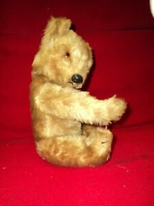 Vintage Chiltern Hugmee Teddy Bear English Mohair