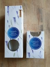 Reed Diffuser and scented candle - New/Boxed