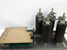 GENERAL ELECTRIC - PC BOARD - 3N2100MD104H1 W/ 4 GE RESISTERS -USED