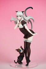 Chloe Maid Dress Seven Knights Cat Girl 1/6 Unpainted Figure Model Resin Kit