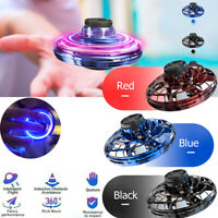 Flynova MINI Drone UFO Flying Gyro Spinner Kids Toys Induction Lighting Aircraft