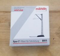 Marklin 8911 Catenary -- Standard Masts w/Base Plate Pack of 10