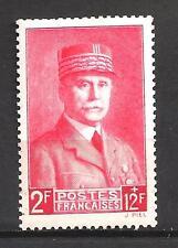 France 1943 Yvert n° 571 neuf ** 1er choix