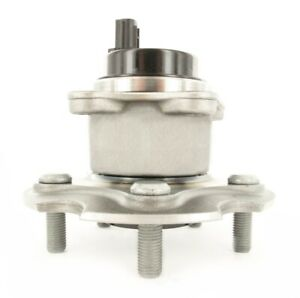 Wheel Bearing and Hub Assembly-FWD Rear SKF BR930764