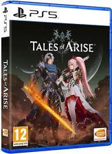 TALES OF ARISE PS5 VIDEOGIOCO PLAYSTATION 5 ITALIANO GIOCO NUOVO BANDAI NAMCO