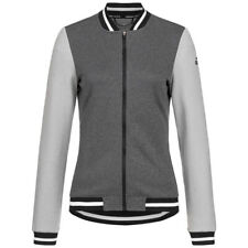 adidas Damen Sport Sweatshirts & Kaputzenpullis in Grau