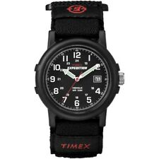 NEW Timex Mens Analogue Quartz Watch Expedition Camper Mens 50M Outdoor +Light