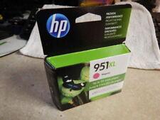 HP GENUINE 951XL MAGENTA  INK CARTRIDGE  _  NEW