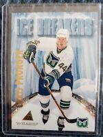 1994-95 Pinnacle ICE BREAKERS Chris Pronger Hartford Whalers Card #466
