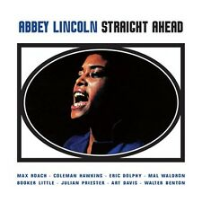 CD ABBEY LINCOLN STRAIGHT AHEAD AFRICAN LADY IN THE RED BLUE MONK LEFT ALONE ETC