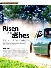 1951 Talbot-Lago T26 Grand Sport Original Del Coche Review Informe Impreso