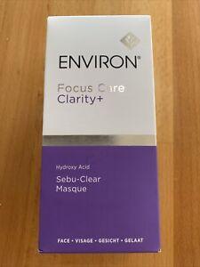 Environ Focus Care Clarity Sebu Clear Masque 50ml Big Size