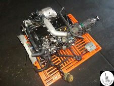 TOYOTA 4RUNNER 2.4L EFi DIESEL TURBO ENGINE AUTOMATIC RWD TRANS ECU JDM 2L-TE #2