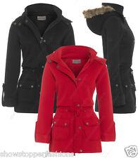 Cappotti e giacche con cappuccio nera in inverno per bambine dai 2 ai 16 anni