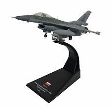 F-16 C 2006 Fighter Aircraft diecast 1:100 model (Amercom SL-2)