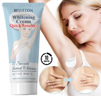 10 Seconds Instant Bellezon Whitening Cream Underarm Armpit Whitening Cream Legs
