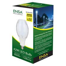 Energy Saving Long Life 42W LED Light Bulb E27 Screw (4000K)