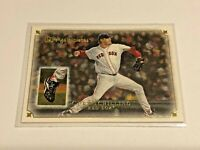 2007 UD Masterpieces Baseball Base Card #90 - Curt Schilling - Boston Red Sox