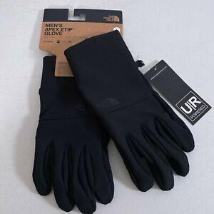 The North Face Men's Apex Etip Glove Windwall DWR Black Size L