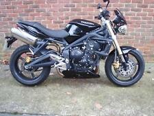 2010 - Triumph Street Triple 675cc Naked 2010MY
