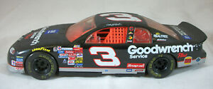 Dale Earhardt #3 1999 Chevy Monte Carlo 1:24 Model Car Goodwrench Burger King