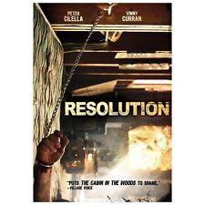 RESOLUTION (Peter Cilella, Vinny Curran) DVD [V35]