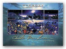 AQUATIC ART PRINT Harmony Christian Riese Lassen