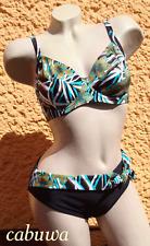 Exklusiver DESIGNER Bikini der Spitzenklasse Gr. 44D von NATURANA NEU!!!!