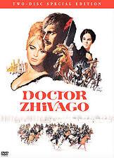 Doctor Zhivago (DVD, 2001, 2-Disc Set)
