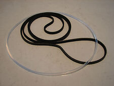 Simpson Sirocco model 450 Dryer Drum and blower belt, With fitting instructions