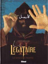 BD GLENAT / EO / LE LEGATAIRE / TOME 2 - LE SONGE DE MEDINE--GIROUD/BEHE/MEYER