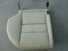 2006-2007 Mazda 6 wagon tan leather right rear seat bottom