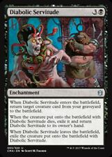 MTG Magic - (U) Commander Anthology - Diabolic Servitude - NM/M