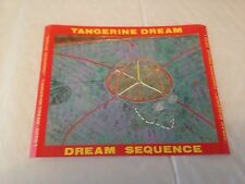 Tangerine Dream - Dream Sequence CD X 2 (1985 Virgin) Prog Ambient Experimental