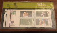 2013 Andy Murray Wimbledon Champion 2013 Presentation Pack. UMM. Pack No. M21