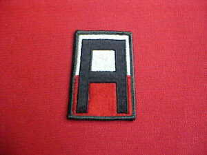 US Army First Army patch color - NEW