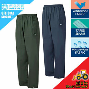 Fortex 500 Flex Stretch Stretchable Over Trousers Waterproof Windproof Flexible