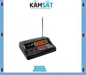Whistler WS1025 Analog Desktop Scanner 200channel scanner 10separate memory bank