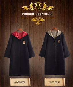 Harry Potter Robes w/ FREE Deathly Hallow Necklace