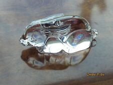 PRINCESS HOUSE CRYSTAL PETS RABBIT BUNNY FIGURINE RETIRED PAPERWEIGHT