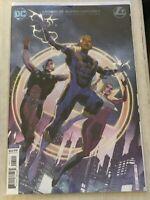 LEGION OF SUPER HEROES #1 JIM CHEUNG VARIANT COVER 2019 DC COMICS BENDIS