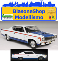 1970 AMC REBEL THE MACHINE MODELLINO 1:18  ROAD SIGNATURE COLLECTION MUSCLE CAR