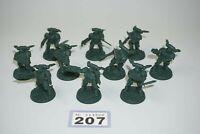 Warhammer 40k Space Marine Primaris Reivers x 10 - LOT 207