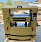 """Powermatic WP2510 Planer 25"""" Bed Helical Head Digital Readout ~Exc Condition~"""