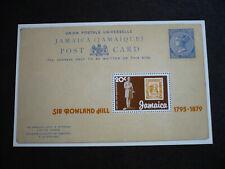 Stamps - Jamaica - Scott# 458a - Souvenir Sheet