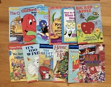 Level 1 Readers-Lot Of 12 For beginning readers age Preschool-1st Grade.