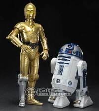 Kotobukiya SW C-3po & R2-d2 Mini ARTFX St -reprint- Statua